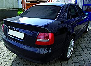 OriginalEuro Euro Roof Extension Rear Window Cover Spoiler Wing Trim ABS for Audi A4 S4 RS4 B5