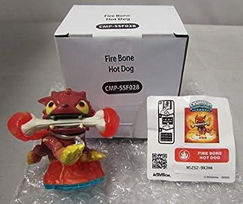 Skylanders SWAP Force   FIRE BONE HOT DOG