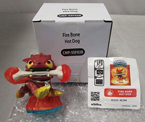 Skylanders SWAP Force : FIRE BONE HOT DOG