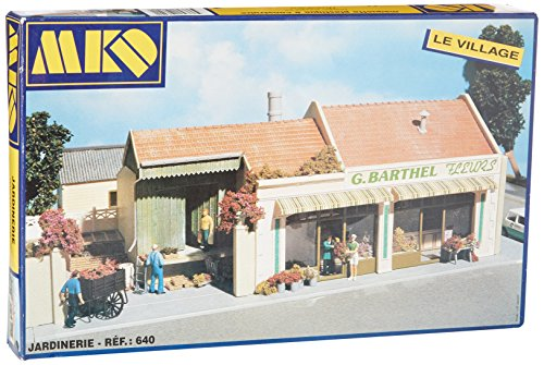 MKD - MK640 - Modélisme Ferroviaire - Bâtiment - Jardinerie