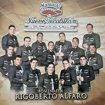 Homenaje A Rigoberto Alfaro Vol. II