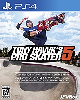 Tony Hawk s Pro Skater 5 - Standard Edition - PlayStation 4