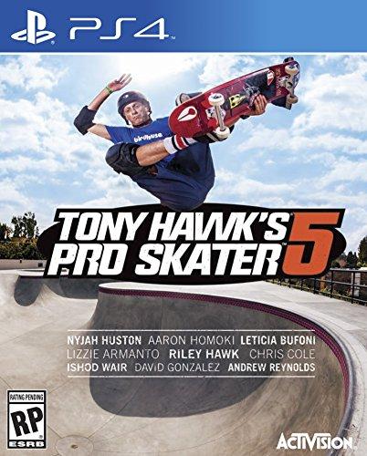 Activision Tony Hawk's Pro Skater 5 - Juego (PlayStation 4, Deportes, ENG)