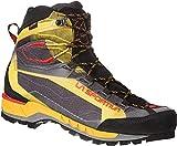 LA SPORTIVA Trango Tech GTX Schuhe, Black-Yellow, 42