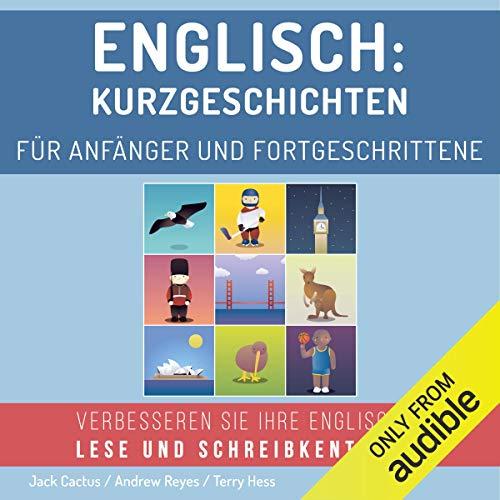 Englisch: Kurzgeschichten für Anfänger und Fortgeschrittene Titelbild