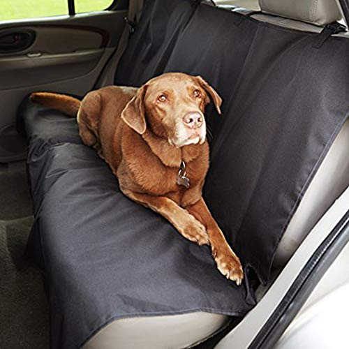 Goolsky Pet Pad Waterproof Car Bench Seat Cover Hammock for Pets 600D Oxford