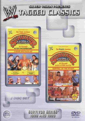 WWE - Survivor Series 89 & 90