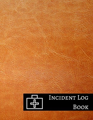 Incident Log Book