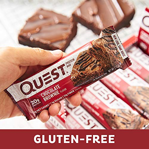 Quest Nutrition- Keto-friendly Protein Bars