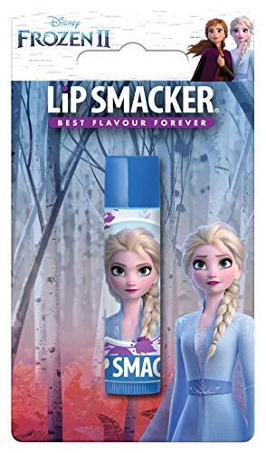 Frozen II Lip Smacker Elsa – Lippenpflegestift mit Northern Blue Raspberry Geschmack