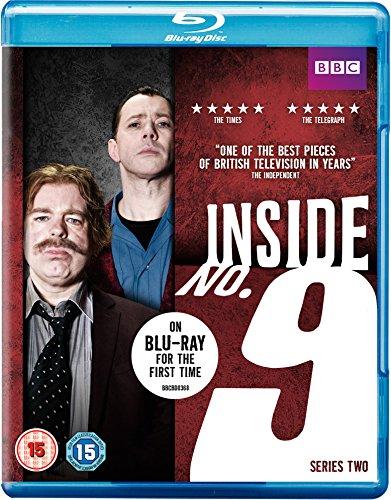 Inside No 9 - Series 2 [Reino Unido] [Blu-ray]