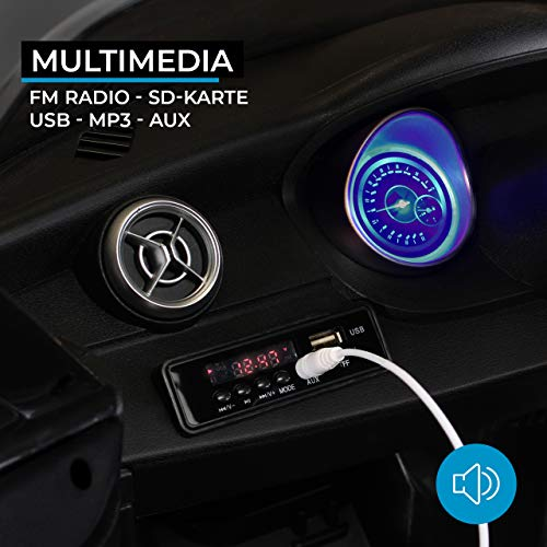 E-Auto für Kinder  Mercedes Benz AMG A45 Bild 5*