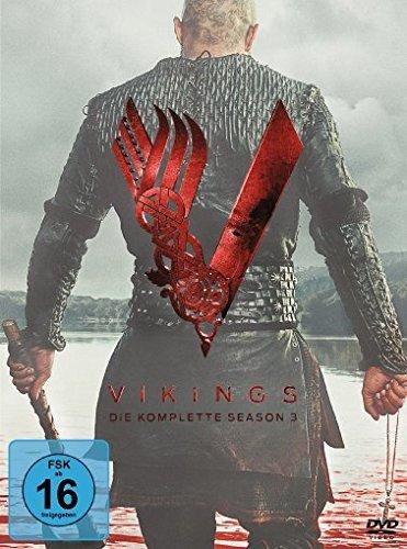 Produktbild von Vikings - Die komplette Season 3 [3 DVDs]