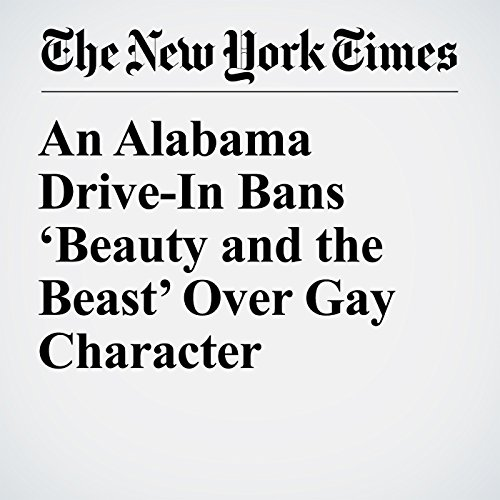 An Alabama Drive-In Bans 'Beauty and the Beast' Over Gay Character copertina
