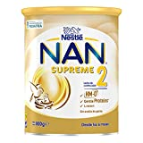 Nan Supreme 2 - Leche de Continuación en Polvo Premium - Fórmula para Bebé - A Partir de Los 6 Meses - 800 gr