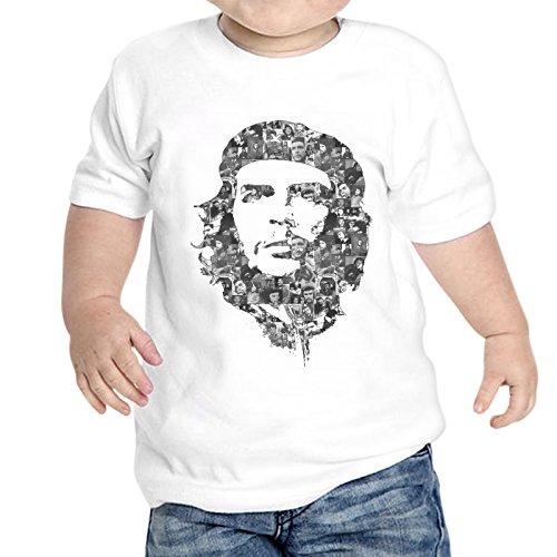maglia che guevara thedifferent T-Shirt Neonato Multi Foto Che Guevara