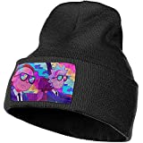 Sweet Firefly Rick and Morty Beanie HA Gorra de Punto Diadema Skullies and Beanies Black-A80-F8