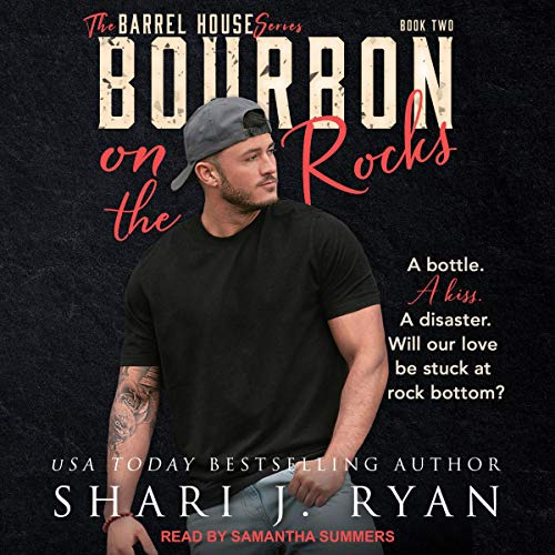Bourbon on the Rocks  By  cover art