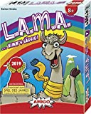 AMIGO Spiel + Freizeit Spielkarten 01907 - LAMA - Reiner Knizia