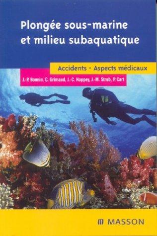 Plongée sous-marine sportive et milieu subaquatique