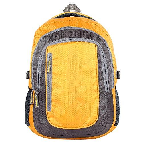 AmazingHind 15.6 Laptop Backpack (Yellow
