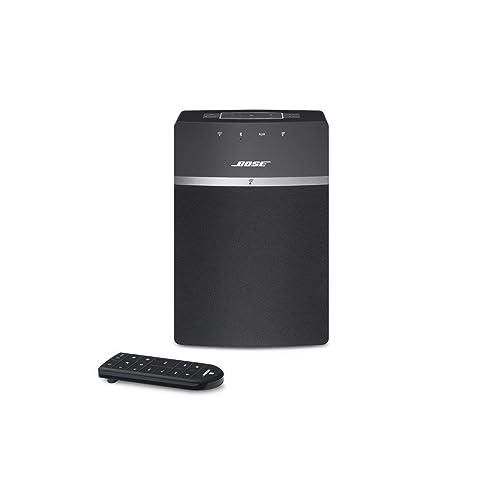 Bose SoundTouch 10 système de musique sans fil (adapté à Alexa) noir