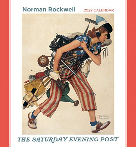 Norman Rockwell- the Saturday Evening Post 2022 Wall Calendar