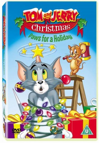 Tom And Jerry's Christmas: Paws For A Holiday [DVD] [2003]