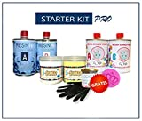 KIT DE ARRANQUE con colores y guantes en REGALO!