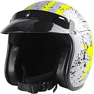 Motorcycle Helmet Adult Motocross Crash Helmet Double Sun Visor Professional Electric Motorcycle Helmet for Street Bike Cr...
