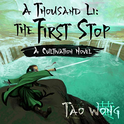 A Thousand Li: The First Stop  By  cover art