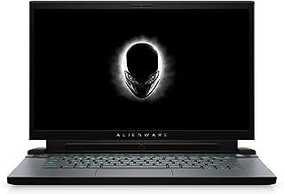 Alienware M15 Gaming Laptop, Intel Core i7-10750H, 15.6 inch FHD, 16GB RAM, 1TB SSD, 8GB Nvidia RTX2070 GDDR6 Graphics, Wi...