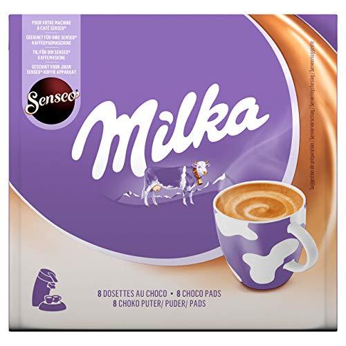 Senseo Milka Chocopads Warme Chocolademelk, 4 x 8 Pads