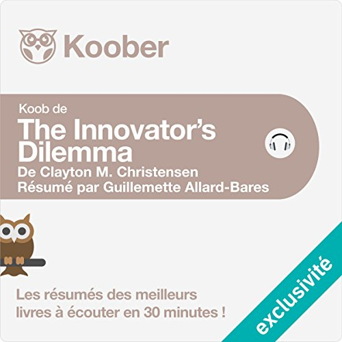 The Innovator's Dilemma de Clayton M. Christensen Titelbild