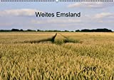 Weites Emsland (Wandkalender 2016 DIN A2 quer): Das Emsland ist ein weites eigenwilliges Land. (Monatskalender, 14 Seiten ) (CALVENDO Natur)