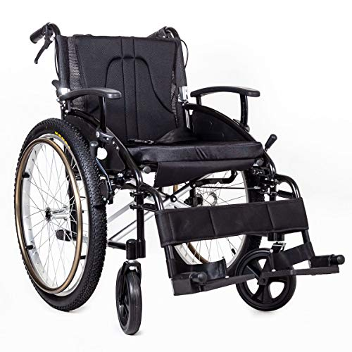 Elite Care Voyager self Propel Outdoor All Terrain Wheelchair