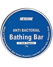 MENSOME Anti Bacterial Bathing Soap Bar Helps in Fighting S