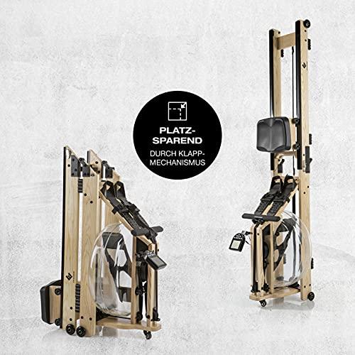 FitEngine Wasser-Rudergerät klappbar 1-5