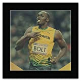 Stick It On Your Wall Usain Bolt–Feiern HIS Gold