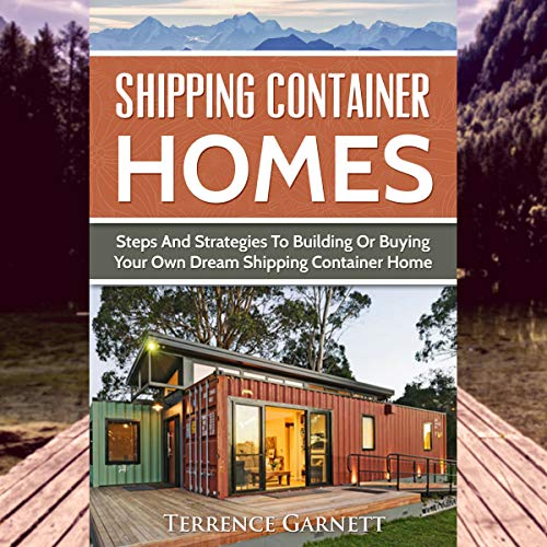『Shipping Container Homes』のカバーアート