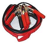 X-ONE ACCESSORI Kit Pronto Intervento Corda Traino Portata 2800KG MT 1.30 Fino A 4 MT. Coppia Cavi Batteria 120 AH