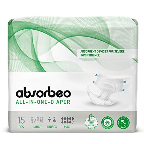 Absorbeo - Change Complet Maxi - Dispositifs Absorbants pour...