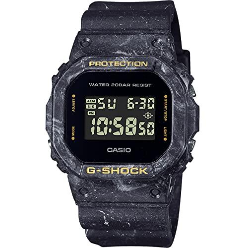 G-Shock by Casio DW5600WS-1 - Reloj digital para hombre, color negro