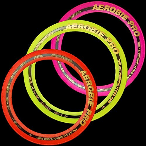 Aerobie Pro Ring Flying Disc (Frisbee) (33cm) - rot