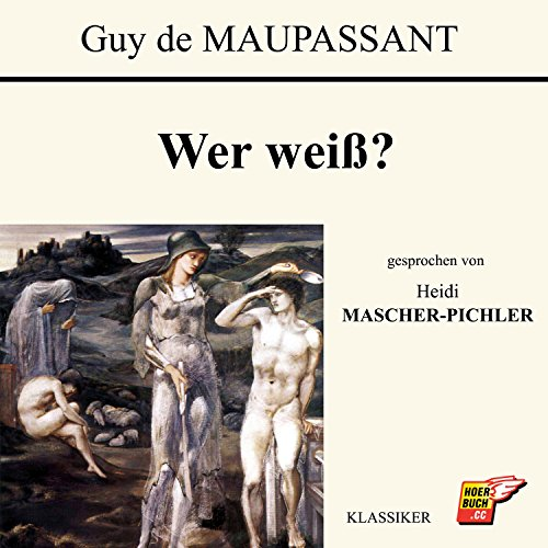 Wer weiß? audiobook cover art