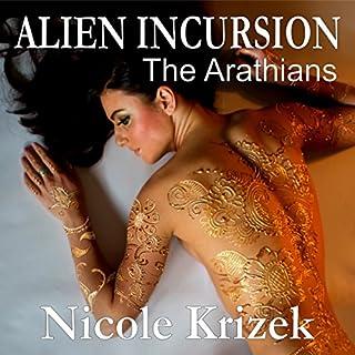 Alien Incursion audiobook cover art