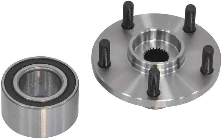 Alxiang 1pcs Tulsa Mall Front Wheel Hub Comp Limited Special Price Without ABS Assembly Bearing