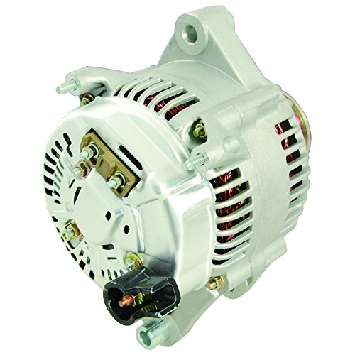 New Alternator Replacement For 1997-1998 Jeep Grand Cherokee V8 5.2L & 1998 Grand Cherokee V8 5.9L 56027913 56041394AA 121000-4171 121000-4300