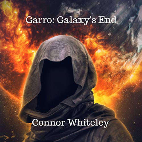 『Garro: Galaxy's End』のカバーアート