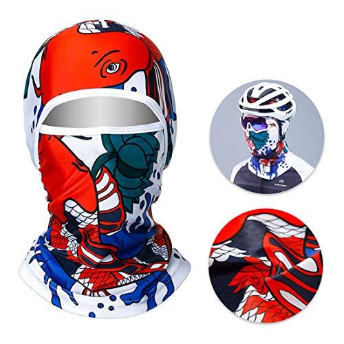 Tulband gezicht sjaal hoofdtooi zonnebrandcrème anti-ultraviolet sneldrogend rijden hoofddoek loopt geen rand urinoir fiets motorfiets schedel hoed onder helm
